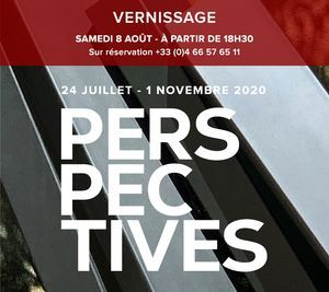 2020 - Perspectives - Exposition Maurice